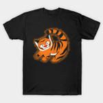 The Tiger King T-Shirt Aladdin Disney movie Parody Rajah The Lion King Tiger T Shirt