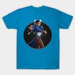 Chun-Li T-Shirt Chun-Li Street Fighter Video Game T Shirt