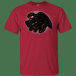 Toothless Simba T-Shirt movie T Shirt