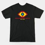 Iron Watch T-Shirt Iron Man Marvel Comics Neighborhood Watch New York Parody Superhero T Shirt