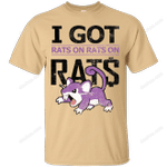 Rats on rats on rats T-Shirt anime T Shirt