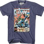 Operation Lady Doomsday GI Joe T-Shirt 80S CARTOON T Shirt