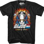 Tomax and Xamot GI Joe T-Shirt 80S CARTOON T Shirt
