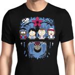 Stranger Park Graphic Arts T Shirt