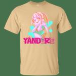 Yandere T-Shirt anime T Shirt