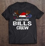 Christmas Bills Crew NFL T Shirt
