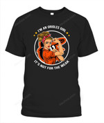 I'm an Orioles girl MLB Baltimore Orioles T Shirt