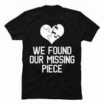 Adoption Announcement Day T Shirt Found Piece T Shirt Gmc_created Uncategorized T Shirt