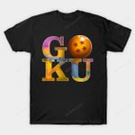 GOKU (Variant) T-Shirt Anime Dragon Ball Dragon Ball Z Goku Manga T Shirt