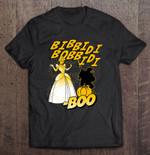 Disney Cinderella Bibbidi Bobbidi Boo Halloween Version Bibbidi Bobbidi Boo Cinderella Disney T Shirt