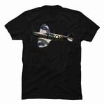 Raf Spitfire Fighter Aircraft Ww2 T Shirt Gmc_created Uncategorized T Shirt