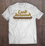 Camp Anawanna We Hold You In Our Hearts Camp Anawanna camping Hold In Heart Salute Your Shorts T Shirt