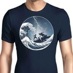 The Great Force Graphic Arts T Shirt