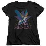 Womens I Am She-Ra Shirt 80S CARTOON T Shirt