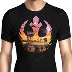 Rogues Graphic Arts T Shirt