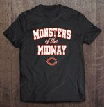 Monsters Of The Midway Chicago Cubs Sport T Shirt