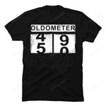 Oldometer 49 50 Shirt 50th Birthday Funny T Shirt Men Women Gmc_created Uncategorized T Shirt