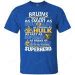 UCLA Bruins You're My Favorite Super Hero T Shirts bestfunnystore.com T Shirt