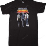 Sabotage Beastie Boys T-Shirt band BEASTIE BOYS SHIRTS music singer T Shirt