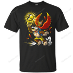 Banjo in Smash T-Shirt gaming T Shirt
