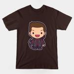 CLINT T-Shirt chibi Hawkeye Marvel Comics Superhero T Shirt
