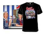 Scoops Troop T-Shirt Dustin Henderson Erica Sinclair robin Scoops Ahoy Scoops Troop Steve Harrington Stranger Things TV T Shirt