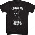 Media Blamers King of the Hill T-Shirt 90S CARTOONS T Shirt