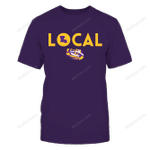 LSU Tigers - Local LSU Tigers T Shirt