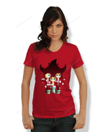 Mushroomville T-Shirt Cartoon Mario Kart Nintendo Parody Princess Daisy Princess Peach Princess Rosalina Super Mario Bros The Powerpuff Girls TV Video