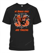 My Bengals senses are tingling NFL Cincinnati Bengals T Shirt