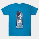 voice of reason T-Shirt Anime Art Nouveau Manga Sailor Moon T Shirt
