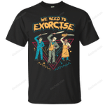 Let's Exorcise T-Shirt movie T Shirt