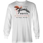 Flamingo Hotel - Vintage Las Vegas - Long Sleeve Shirt trending T Shirt