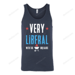 Very Liberal With the BBQ Sauce - Unisex Tank Top Shirt trending T Shirt