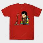 Part Time Job - Cleaning Company T-Shirt Harry Potter movie Parody Part Time Job T Shirt