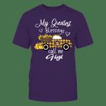 LSU Tigers - My Greatest Blessings Call Me - Gigi LSU Tigers T Shirt