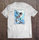 Star Wars The Rise Of Skywalker White Version Star Wars The Rise Of Skywalker T Shirt