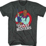 Winston Zeddemore Real Ghostbusters T-Shirt 80S CARTOON T Shirt