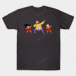 Dabbing Ball T-Shirt Anime Dabbing Dragon Ball Dragon Ball Z Goku Krillin Manga Master Roshi T Shirt