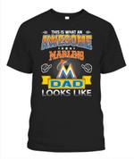 Awesome Marlins Looks like MLB Miami Marlins T Shirt