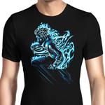 Sensei Attack Graphic Arts T Shirt