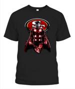 2018 Thor 49ers NFL San Francisco 49ers T Shirt
