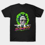 Schwifty Rick And Morty T-Shirt movie RICK AND MORTY T SHIRT T Shirt