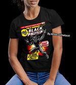 Delicious 1st Issue T-Shirt Black Phillip Comic Book Horror movie Parody The Witch T Shirt