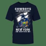 Dallas Cowboys - New York - Chapters NFL Dallas Cowboys 2 T Shirt