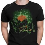 The Electric Savage Graphic Arts T Shirt