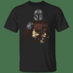 The Mandalorian T-Shirt movie T Shirt