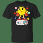 Lever Pac-Man T-Shirt gaming T Shirt