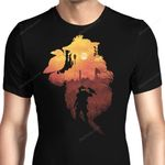 Beast of the Hunt Graphic Arts T Shirt