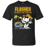 Kent State Golden Flashes Make Me Drinks T Shirts bestfunnystore.com T Shirt
